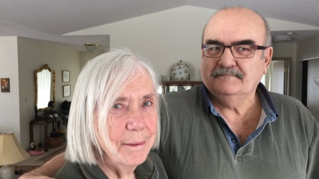 Margaret Roberts and her husband George Hollo have been in a dispute with a towing company over a bill of more than $4,000.