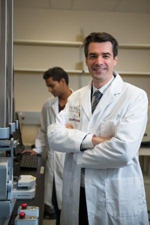 Dr. Guillaume Paré, associate professor at McMaster University
