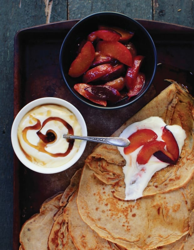 Red Fife Crepes