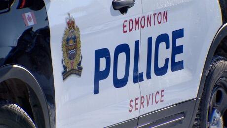 Edmonton police car logo