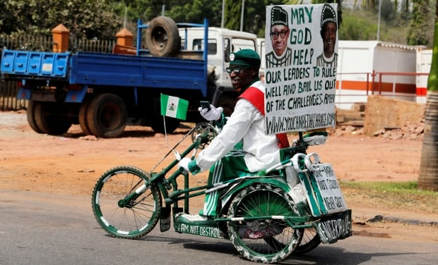 NIGERIA-ECONOMY/PROTEST