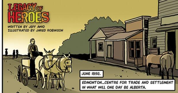 EPS 125th anniversary comic