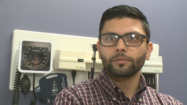 Dr. Chintan Shah of the Roseville Garden Family Practice says they just don't have enough patients in Windsor-Essex, which currently has at least 20 family doctors accepting new clients.