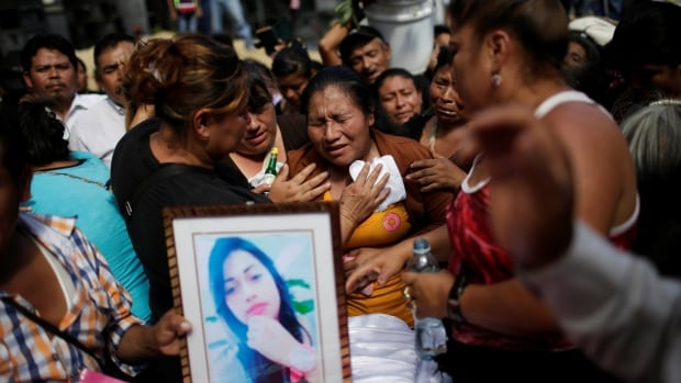 Guatemala Shelter Fire Kills 30 Girls in Overcrowded Home