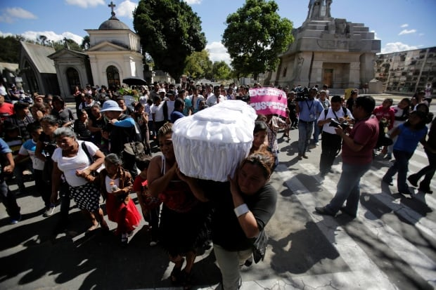 Guatemalan Leader Accepts Responsibility for Deadly Rehabilitation Home Fire