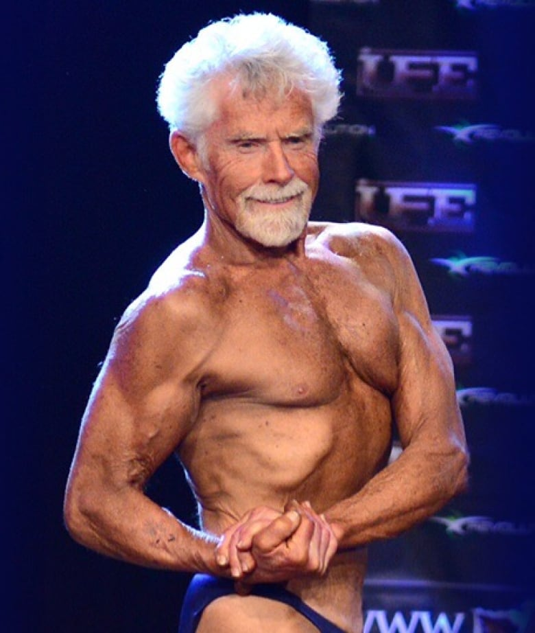 Vaudreuil's 74-year-old bodybuilder hopes to inspire all ages to hit the gym