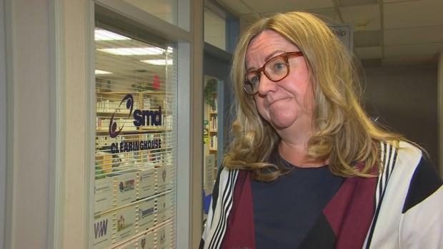 Council of Women of Winnipeg president Kelly-Anne Stevenson