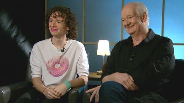 Comedian Colin Mochrie, best known for his role on Whose Line Is It Anyway?, and his daughter, Kinley, talk about Kinley's gender transition with The National's Wendy Mesley.