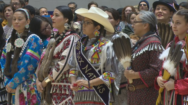The Indigenous Studies Student Union said the powwow was an opportunity to celebrate Indigenous culture and bring students of all backgrounds together.