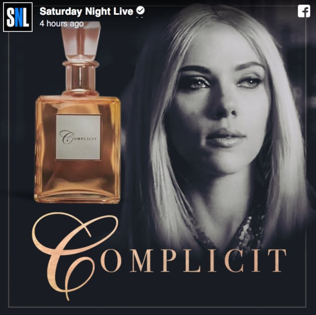 SNL's fake perfume ad skewers Ivanka Trump - Entertainment