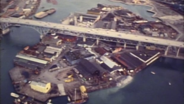 In the late 1970s, the industrial wasteland of Granville Island — and much of False Creek — began its tranformation into the unique urban space we know today.