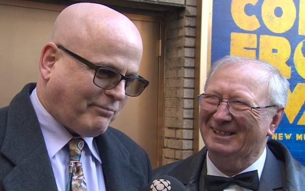 Tom McKeon and Derm Flynn
