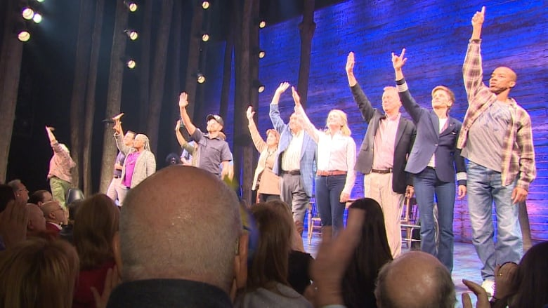 The critics weigh in on Come From Away: Flat-out raves … and