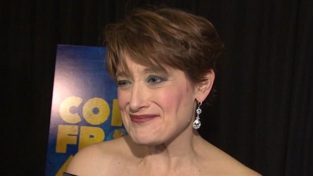 Cast member Petrina Bromley has a special appreciation for the Broadway musical Come From Away because it tells the story of her home province.