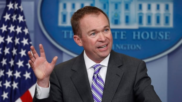 Mike Mulvaney of the White House Office of Management and Budget said Sunday that estimating the impact of the Republican health-care proposal is something the Congressional Budget Office is 'not capable of doing.'