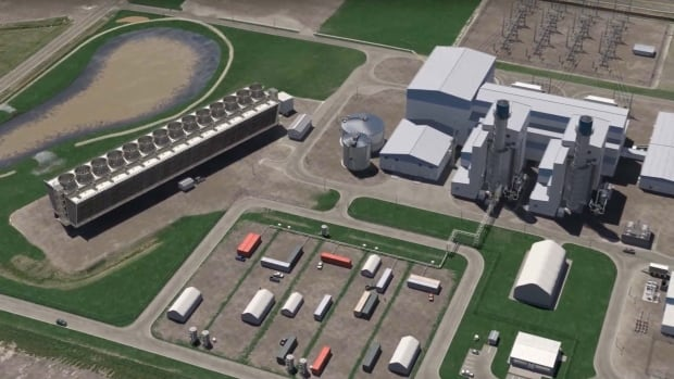 An artist rendering shows the Alberta Carbon Conversion Technology Centre. It has been derided as an expensive excuse to burn coal, but now carbon capture technology may be leading to new commercial uses.