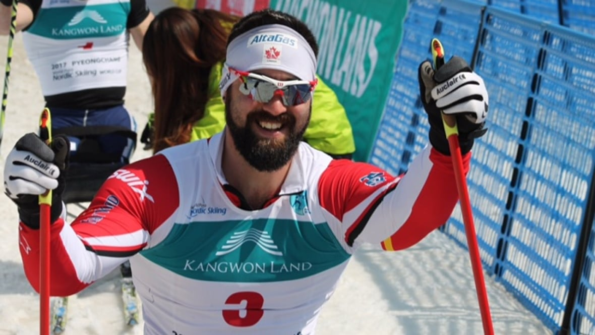 Cameron wins 1st career gold medal at Paralympic test event