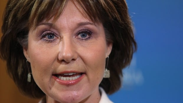 B.C Premier Christy Clark has announced the formation of a special panel to look into campaign fundraising reforms.