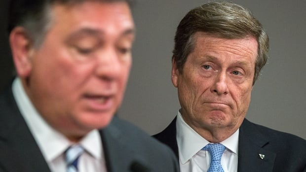"Mayor John Tory said there is no question that Toronto's relationship with the province has been ""significantly impacted"" by Premier Wynne's rejection of the city's request for road tolls."
