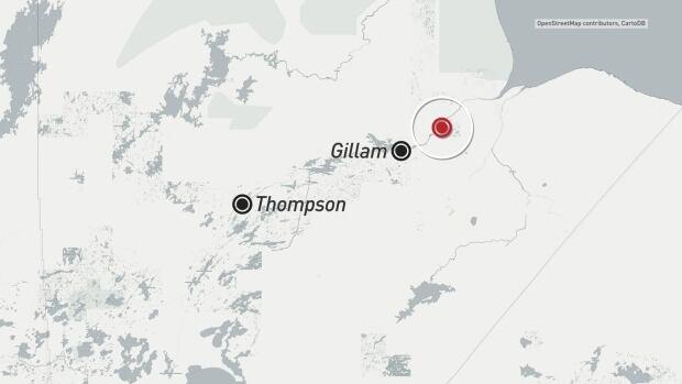 Gillam map