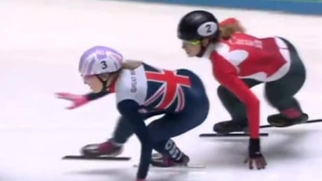 Marianne St-Gelais finishes second at Short Track World Championships
