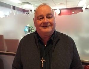 Father Ken Forster