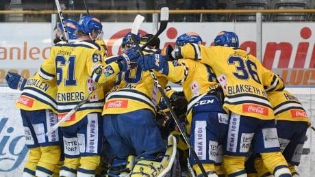 Norway Longest Hockey Game