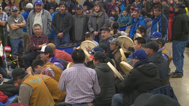 Dene Drumming