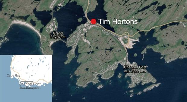 Tim Hortons Port aux Basques
