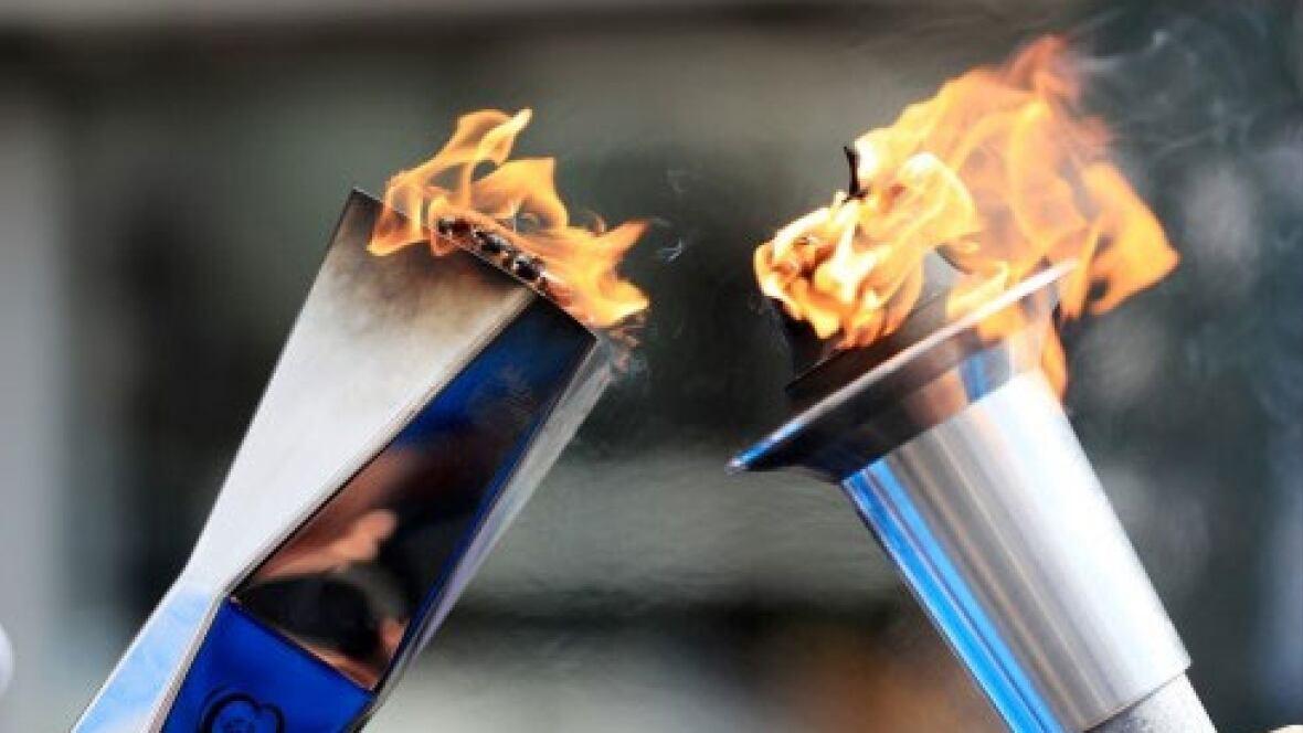 Torch Run Kitchener
