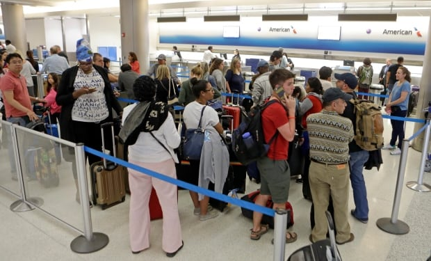 Airlines Canceled Flights