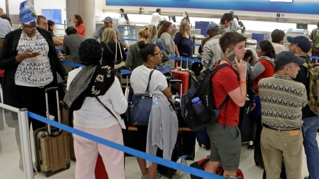 Airline passengers will now be able to carry small knives less than six centimetres on flights under new Transport Canada rules on what passengers can bring onboard kicked in Monday.