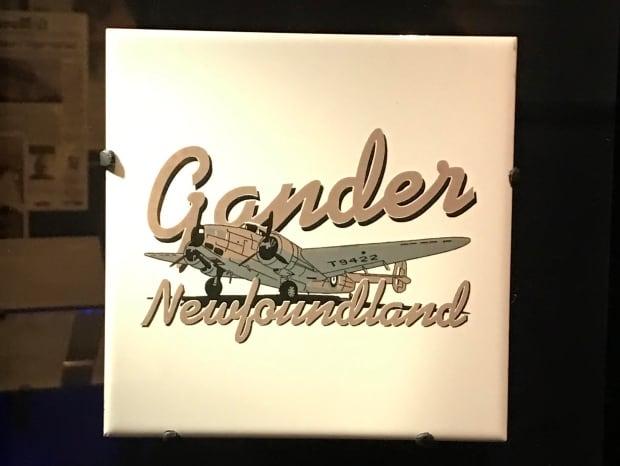 Gander tile at 9/11 Memorial and Museum
