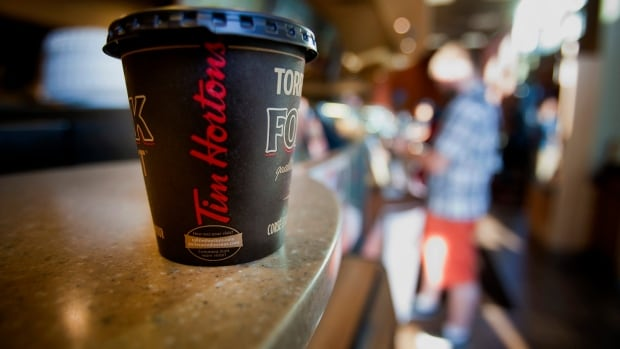 Shares in Restaurant Brands International are up by 40 per cent since buying the Tim Hortons chain in 2014.