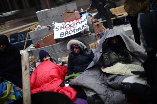 Black Lives Matter Tent City 20160321