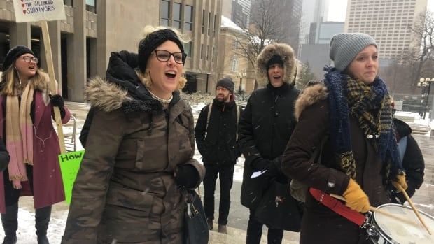 Mandi Gray, who was sexually assaulted in 2015 by a York University classmate, says an assault comes with a heavy financial cost, which victims often must shoulder alone, paying for everything from medication to transportation.
