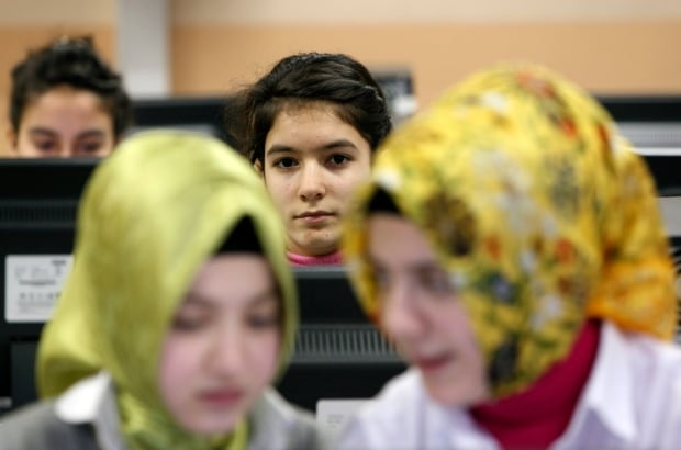 TURKEY/ISLAM-EDUCATION