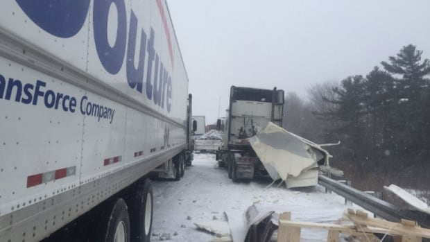 Brett Todd, the mayor of Prescott, Ont., said eastern Ontario mayors are frustrated that Ontario's Ministry of Transportation isn't working quickly enough to prevent major crashes on Highway 401 like the one in March 2017 that killed one person and sent 29 others to hospital.