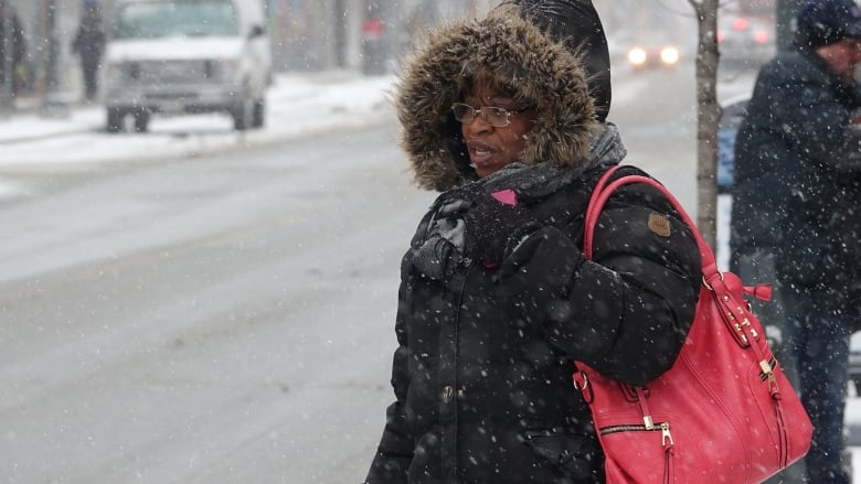 Tuesday brings yet more snow