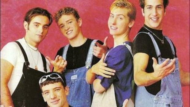 N'Sync 90s