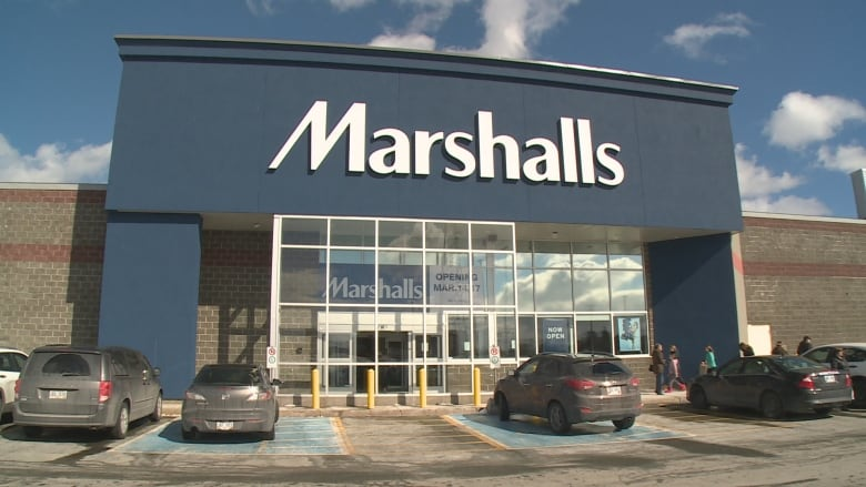 Marshalls store construction will end 2-year vacancy in Saint John's