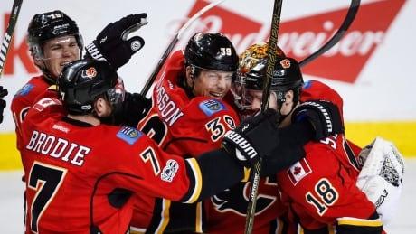 Streaking Flames 'train To Maintain' Winning Ways (video)