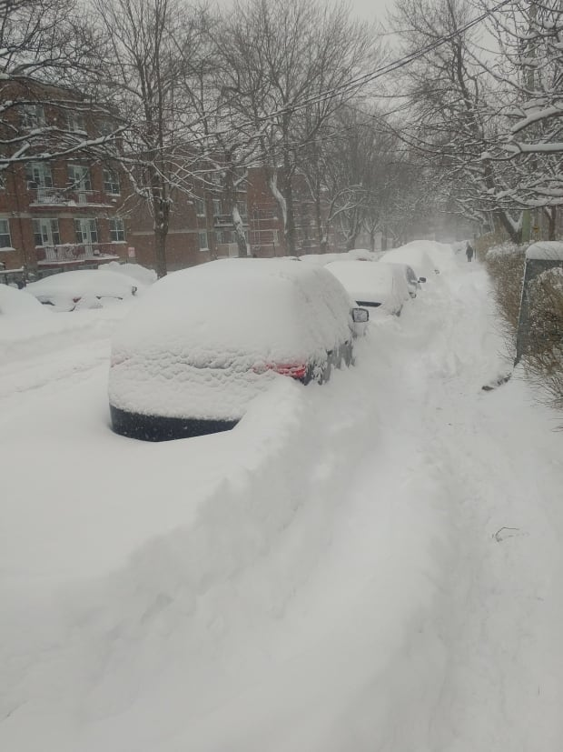 snow montreal 1