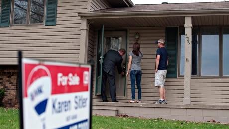 realtor sign home sale real estate