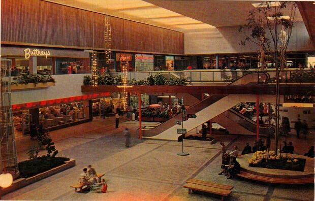 First mall