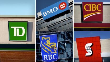 big 5 banks
