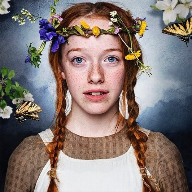 Anne the Series publicity poster