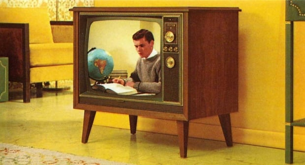 1971 television set