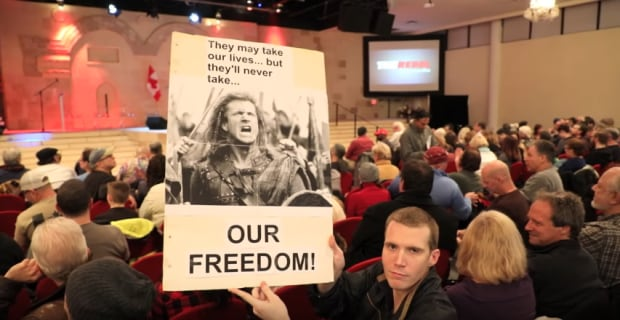 The Rebel Freedom Rally