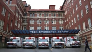 Jim Pattison donates $75M to St. Paul's Hospital